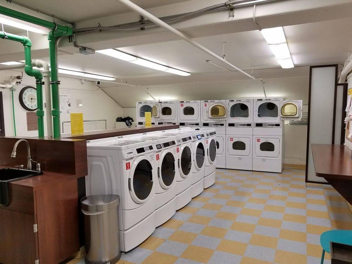 Computer original laundry facility